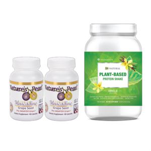 Picture of Pearl Life Sta-Natural Plant-Based Nutrition Pack